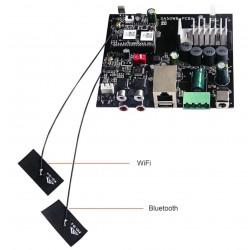 UP2STREAM Module amplificateur stéréo Wifi Bluetooth 4.2 Multiroom 2x80W
