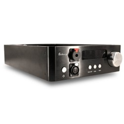 AUDIO-GD D-28.38 ES9038Pro DAC 32bit / 384kHz DSD512 Amanero Crystek Accusilicon Class A Discrete Headphone Amplifier