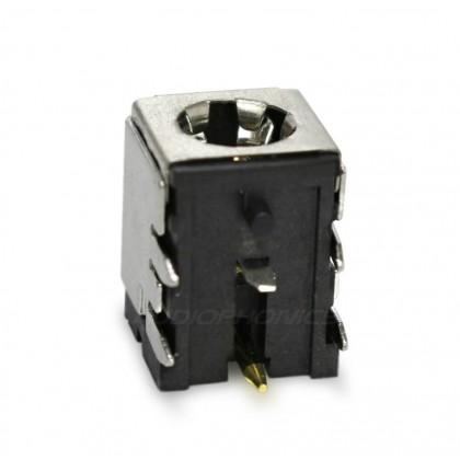 Audiophile audio jack socket electronic component