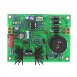 Linear Power Supply board MJE15034G Low noise 5V à 24V 2A