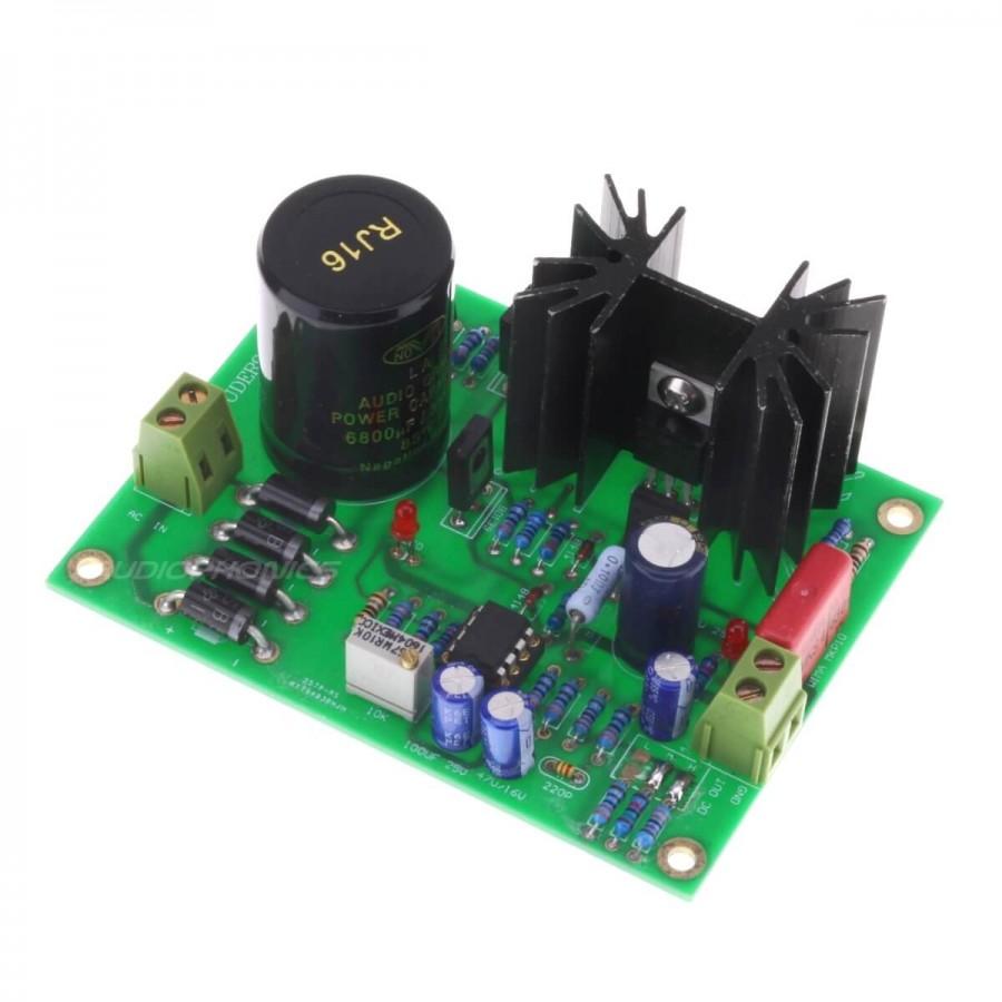 POWER SUPPLY MODULE MODULE D/' ALIMENTATION REGULEE 0 A 300 VOLTS