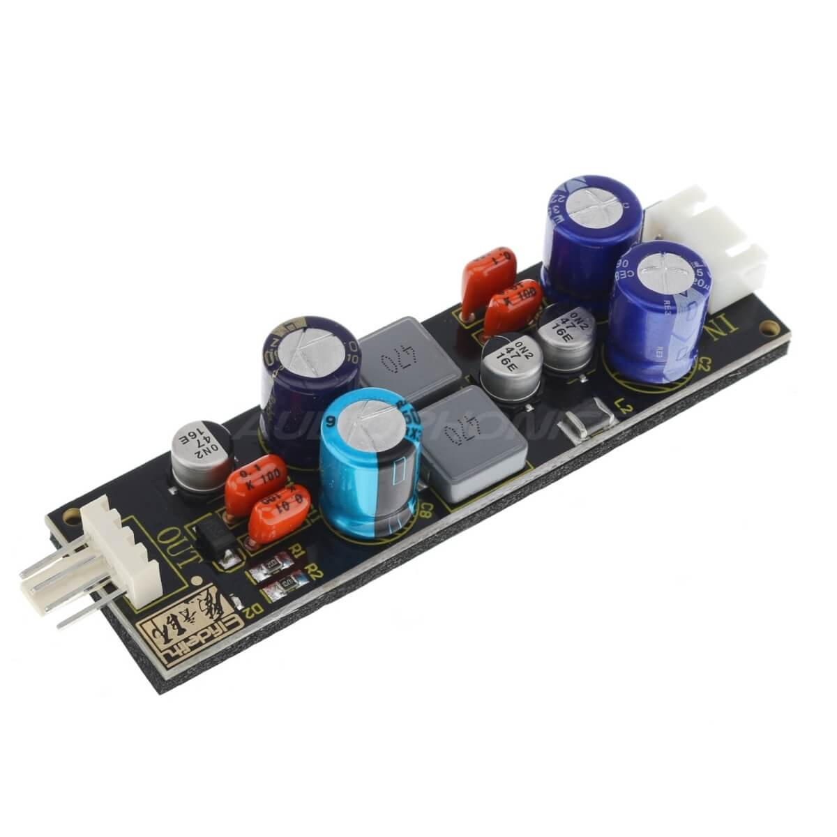 ELFIDELITY AXF-86 PRO Power filter for PC 4 pin Connector