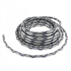 NEOTECH NEP-3001 III Câble Secteur Cuivre UP-OCC Plaquage Argent 5.26mm²