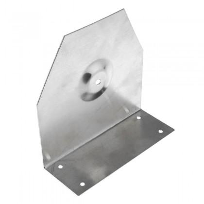 Equerre de support pour transformateur Torique Ø150mm