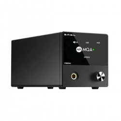 SMSL M500 V2 Balanced DAC ES9038Pro Headphone Amplifier XMOS XU216 MQA 32bit 768kHz DSD512 Black