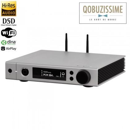 MATRIX ELEMENT M Lecteur Réseau DAC ES9028Pro WiFi AirPlay DLNA MQA 32bit 768khz DSD512