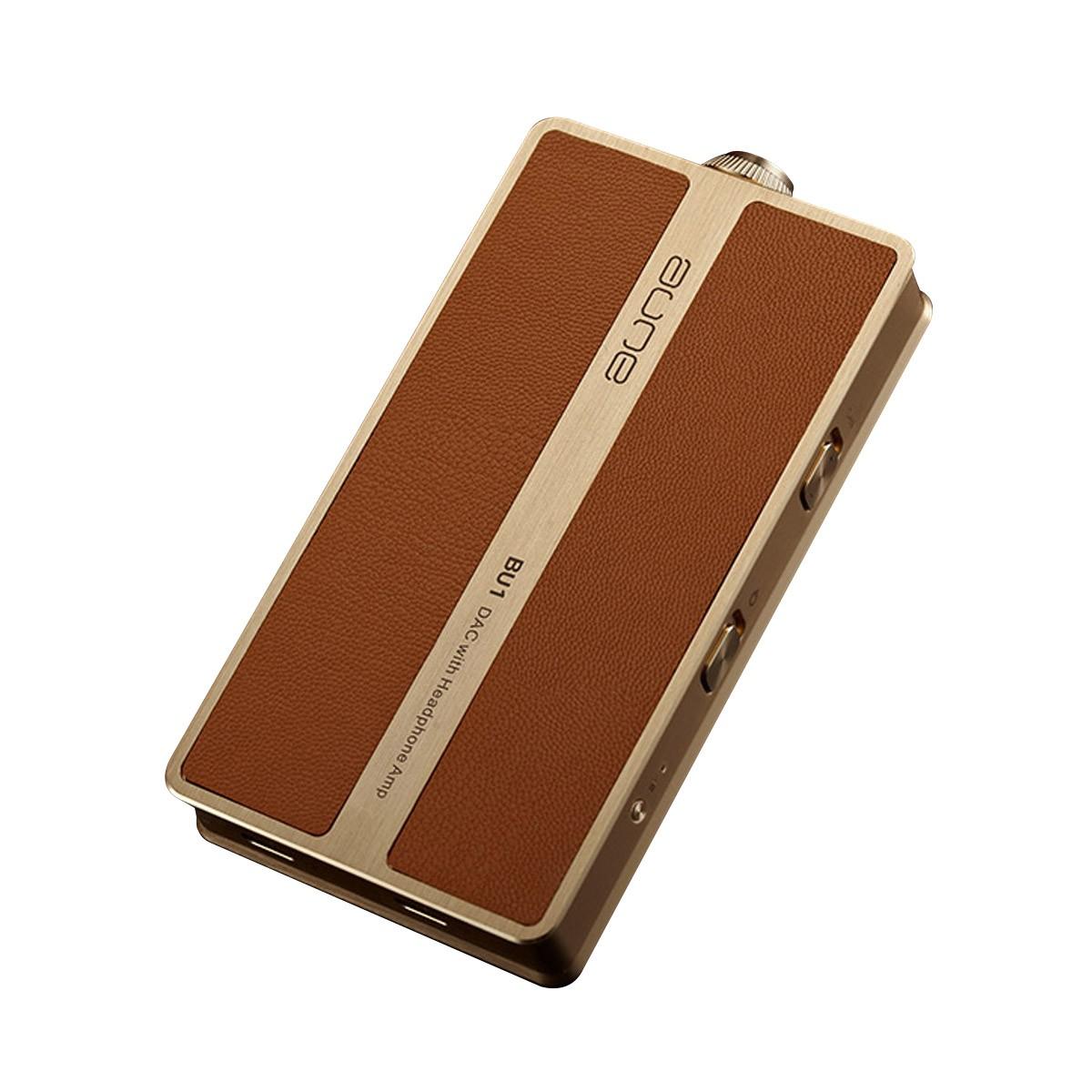 AUNE BU1 DAC Amplificateur Casque Portable Discret 32bit 768kHz DSD512
