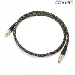 AUDIOPHONICS CANARE Digital Coaxial Cable 75ohm RCA-RCA 3m