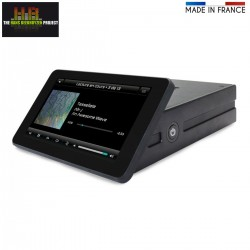 RaspTouch DiGiOne - Network Touch Reader with Volume Controller