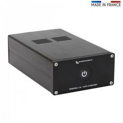 RaspDIGI LTE LVDS V2 Streamer I2S LVDS HDMI Allo Kali Reclocker Audio-GD / Gustard Compatible