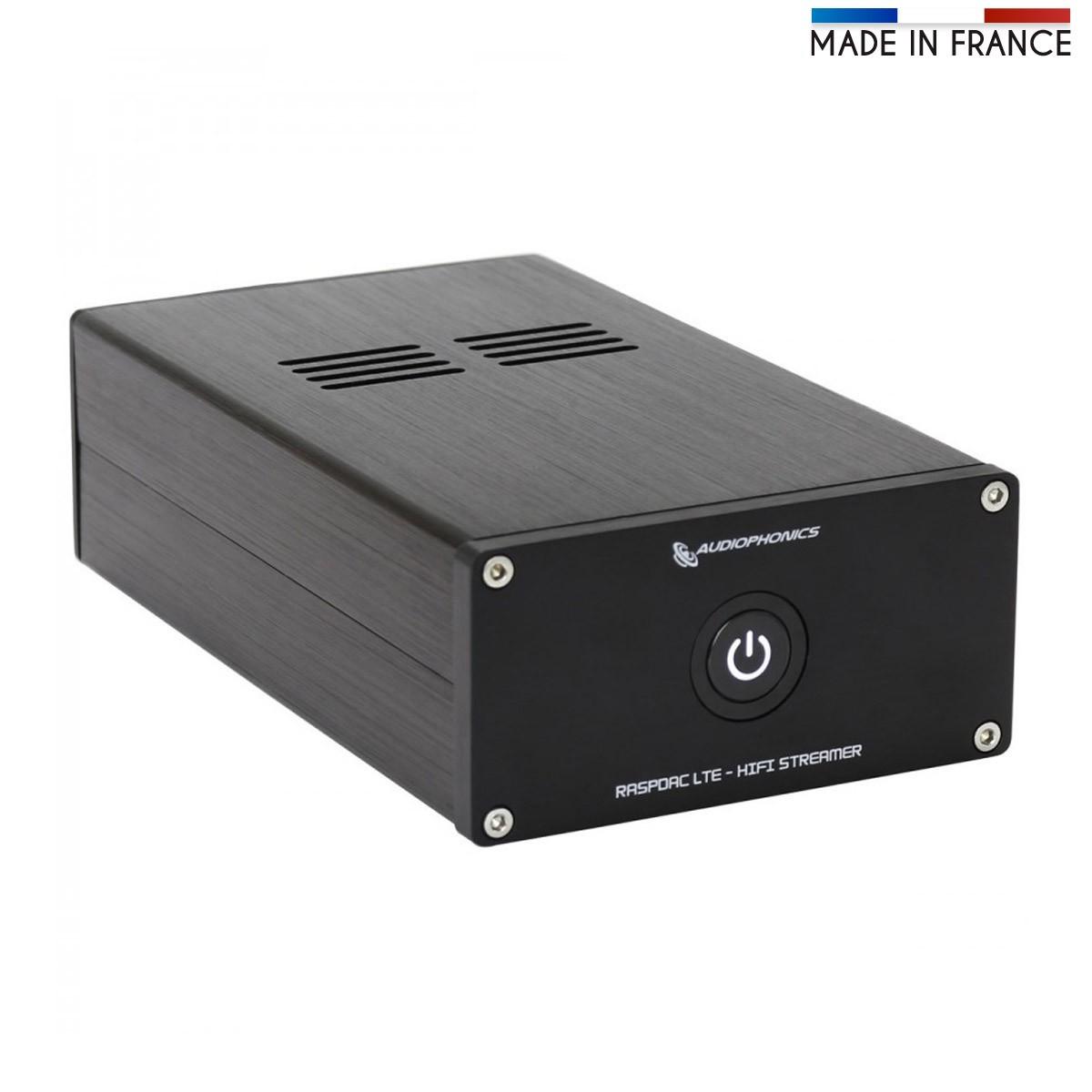 RASPDIGI LTE LVDS V2 Streamer I2S LVDS HDMI Allo Kali Reclocker Audio-GD Compatible