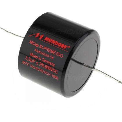 MUNDORF MCAP SUPREME EVO OIL Condensateur 1.5µF