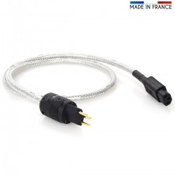 AUDIOPHONICS Câble secteur Suisse blindé OLFLEX 110CY 3x2.5mm² CH-22G 1.15m