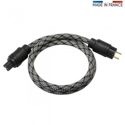 ELECAUDIO Silver Line MKII Câble Secteur OCC 3x3.5mm² C13 1.5m