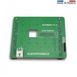 AUDIOPHONICS Adaptateur GPIO DAC ES9038Q2M / ALLO KALI UPSAMPLER