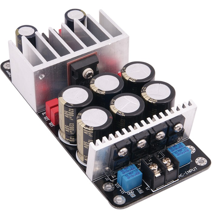 AUDIOPHONICS PSU S2 Power supply Module DC LT1083 Tamp