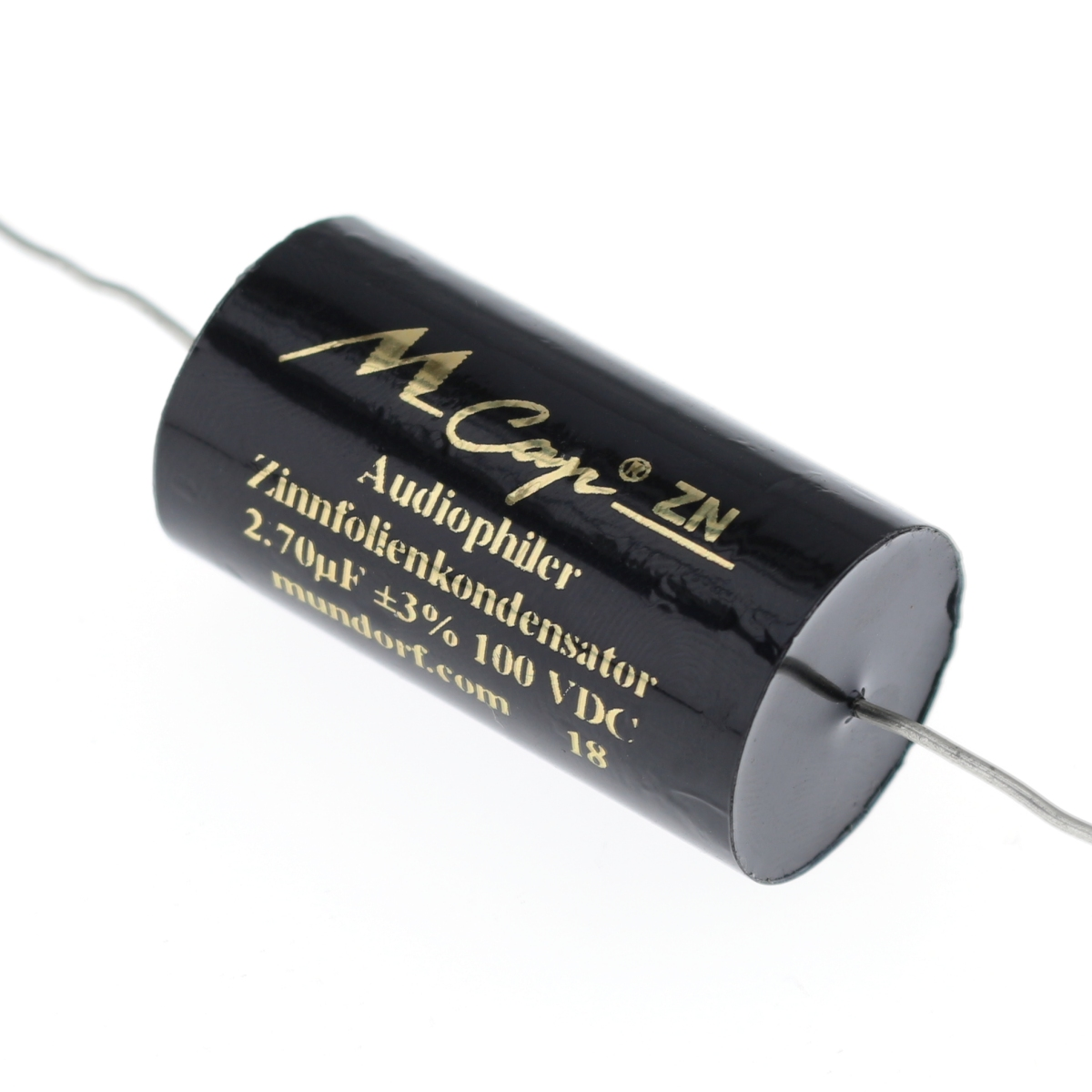 MUNDORF MCAP ZN Capacitor 250V 1.5μF