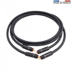 AUDIOPHONICS CMD-6 Kit Câble de Modulation Stéréo 1.2m