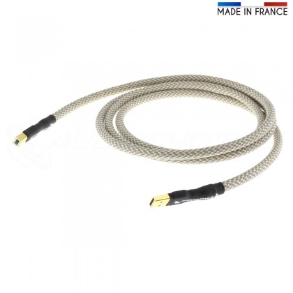 AUDIOPHONICS USB A vers B 4N OFC