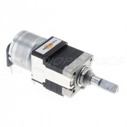 ALPS RK16816MG 6 Way Linear Motorized Potentiometer 100k