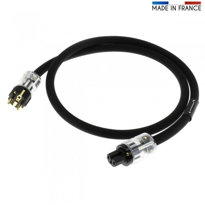 ELECAUDIO Silver Line MKI Câble Secteur OCC 3x3.5mm² C13 1.5m