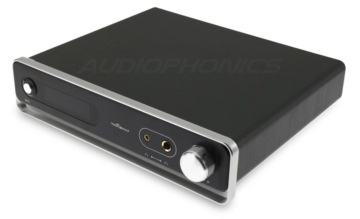 TRASAM DS5 DAC Symétrique ES9028PRO 24bit/192kHz DSD128 XMOS Bluetooth 5.0