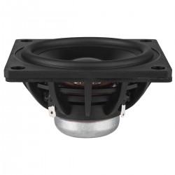 DAYTON AUDIO DMA80-4 Speaker Driver Full Range Aluminium 25W 4 Ohm 88dB 90Hz - 20kHz Ø7.6cm