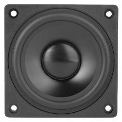 DAYTON AUDIO DMA80 Haut-Parleur Large Bande Aluminium 25W 4 Ohm 88dB 90Hz - 20kHz Ø7.6cm