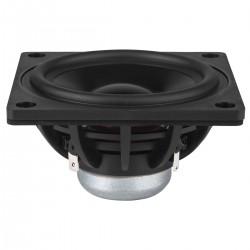 DAYTON AUDIO DMA80-8 Speaker Driver Full Range Aluminium 25W 8 Ohm 85dB 90Hz - 20kHz Ø7.6cm