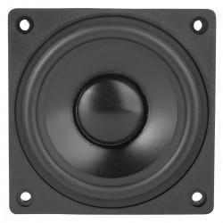 DAYTON AUDIO DMA80-8 Haut-Parleur Large Bande Aluminium 25W 8 Ohm 85dB 90Hz - 20kHz Ø7.6cm