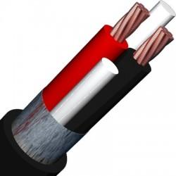 ELBAC HP240 Câble haut-parleur Cuivre OFC 2x4mm² Ø9.4mm