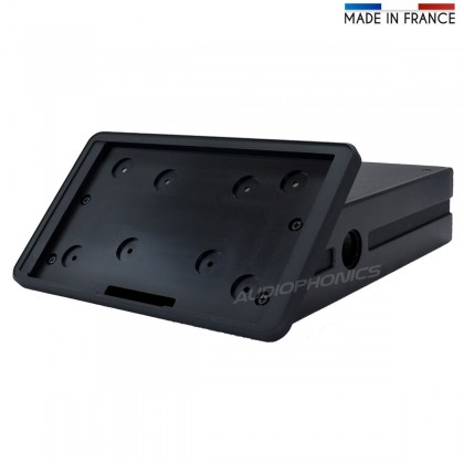 RaspTouch Black Chassis and Accessories Kit DIY