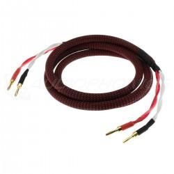DYNAVOX Câble Haut-parleurs 2m (Pair)