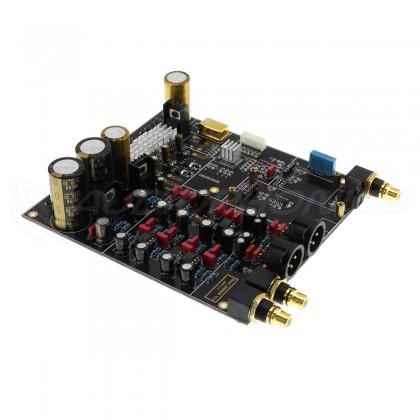 ESS ES9038PRO Module DAC I2S XLR 32bit 384khz DSD avec Écran et Télécommande