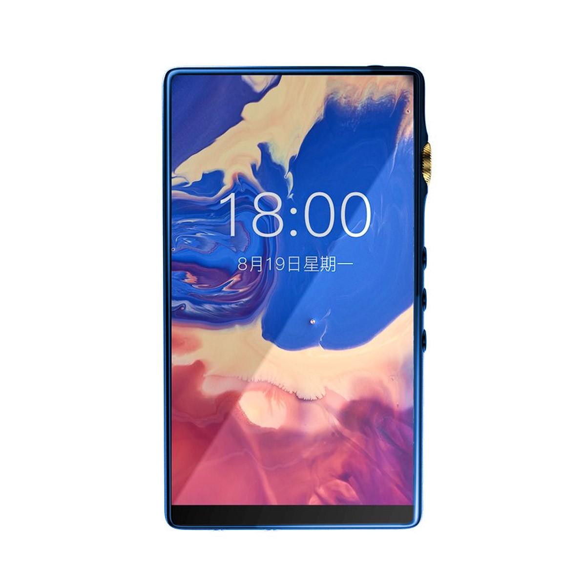 IBASSO DX160 Baladeur Numérique HiFi 2x CS43198 Bluetooth 5.0 32bit 384kHz DSD Bleu
