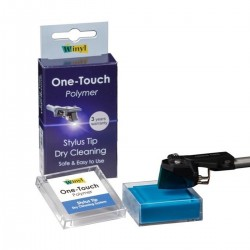 WINYL ONE-TOUCH POLYMER Nettoyant Solide Polymère pour Diamant Platine Vinyle