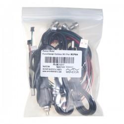 WONDOM PS-BC12311 Package Câbles fonctionnels pour module BCPB3 / BCPB4