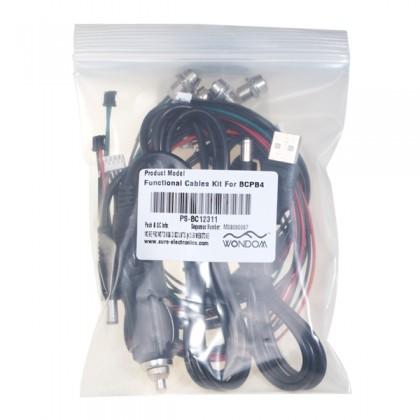 WONDOM PS-BC12311 Kit de câbles pour BCPB3 / BCPB4