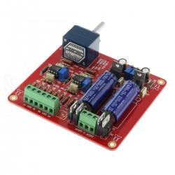 Module Préamplificateur Stéréo Potentiomètre ALPS RK27 2x AOP NE5534N DIP8