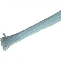 Gaine Coton naturel pour câble Ø10-14mm Blanche