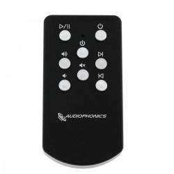 Audiophonics télécommande Aluminium noire ES9018 DAC