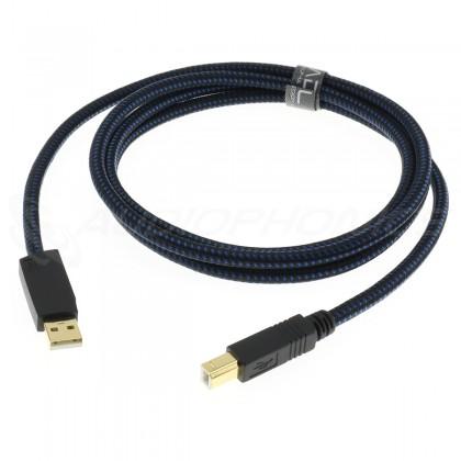 FURUTECH ADL Formula 2 Câble USB-A Male/USB-B Male Or 24k 1.8M