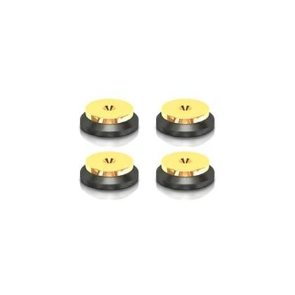 Viablue QTC Discs Gold Disques de remplacement pour pointes x4