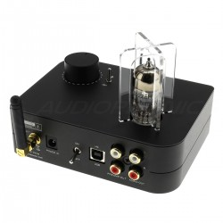AUNE T1S 4TH GEN Headphone Tube Amplifier DAC ES9038Q2M Bluetooth aptX
