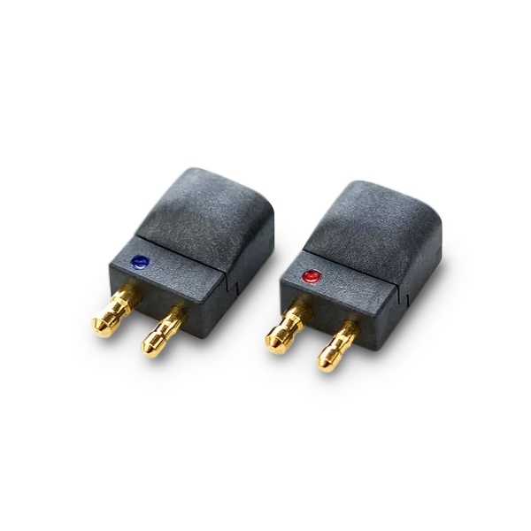 OEAudio Fitear male Connector Copper Gold plated (pair)