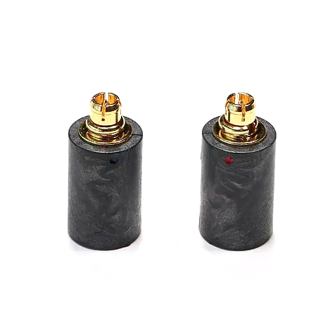 OEAudio MMCX male connector CuOFP Gold Plated (pair)