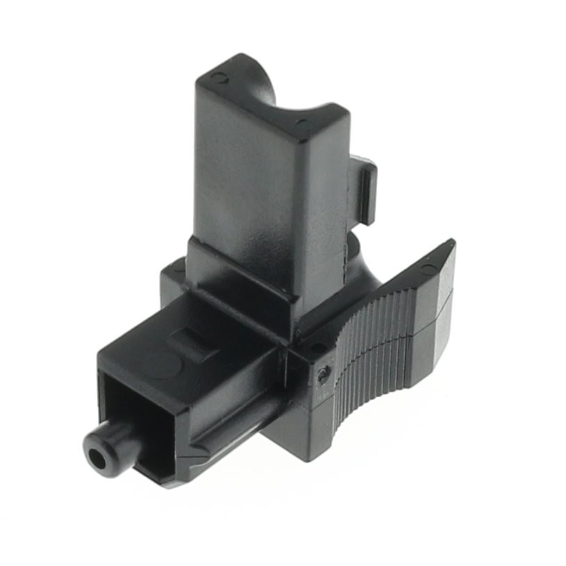 Toslink connector to build optical cables