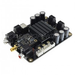 TINYSINE TSA3118 Module Amplificateur TSA3118B Bluetooth aptX TWS SMA 2x50W