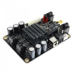TINYSINE TSA3118 Amplifier Module TSA3118B Bluetooth aptX TWS SMA 2x50W