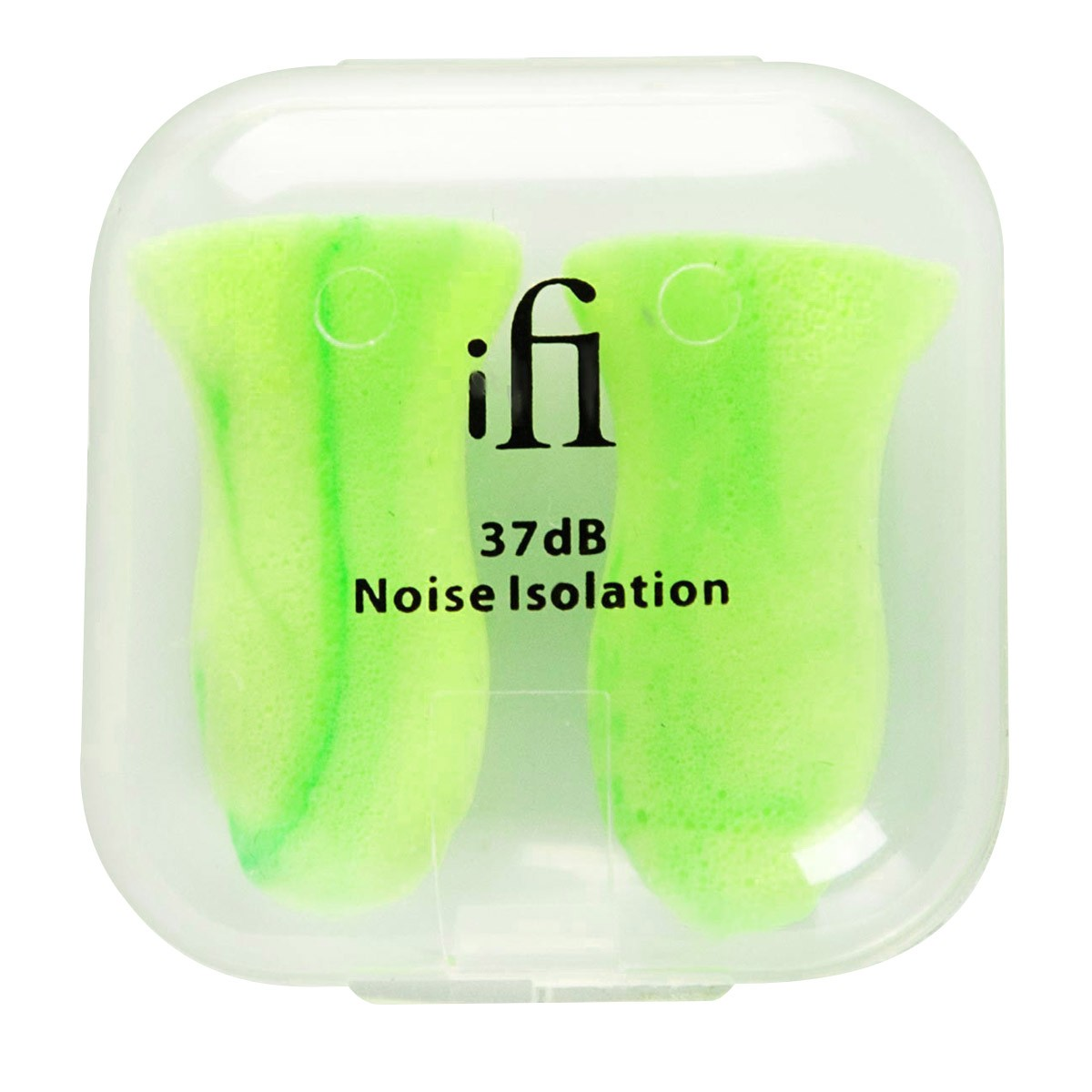 IFI AUDIO EAR PLUGS Hearing Protection 37dB (8 Pairs)